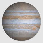 Jupiter - produits multiples sticker rond