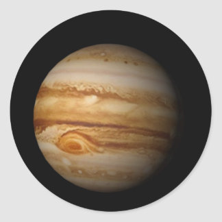 Jupiter Sticker Rond