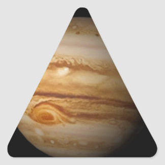 Jupiter Sticker Triangulaire