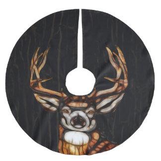 Jupon De Sapin En Polyester Brossé Ferme unique de pays rustique en bois en bois de