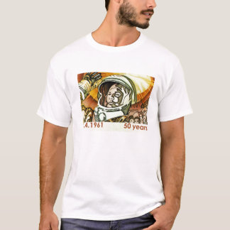 Juri Gagarin T-shirt