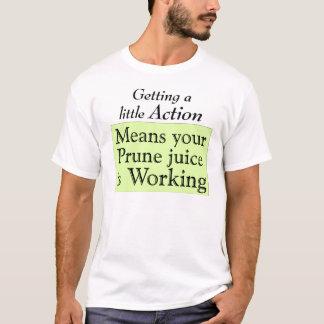 Jus de pruneau t-shirt