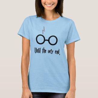 Jusqu'à la fin. t-shirt