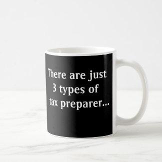 Juste 3 types de spécialiste en déclaration mug