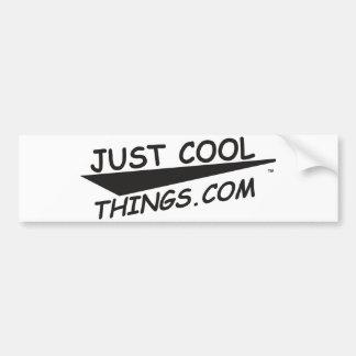 Juste adhésif pour pare-chocs frais de Things.com Autocollant De Voiture