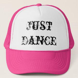 Juste casquette de danse