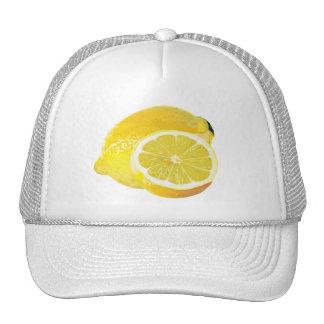 Juste citrons casquettes de camionneur