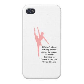 Juste danse iPhone 4 case