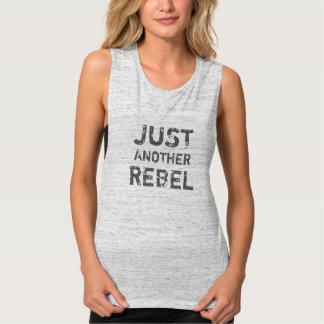 Juste des autres rebelle débardeur ample muscle