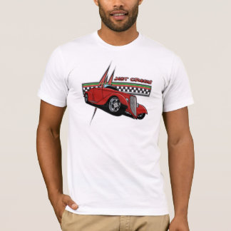 Juste hot rod de Cruisin T-shirt