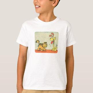 Juste marchant par, la chemise de l'enfant t-shirt