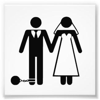 Juste marié, sous la nouvelle gestion photographe