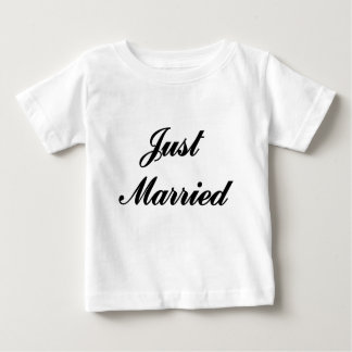 Juste marié t-shirt