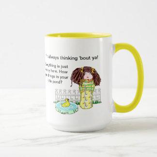 Juste mignon mug
