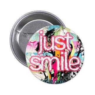 juste sourire badges