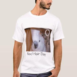 Juste un autre mauvais jour de cheveux ! t-shirt