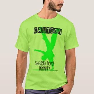 Justice de Jillian de chemise de précaution T-shirt