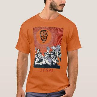 Jyna parce que la Chine ! Pièce en t T-shirt