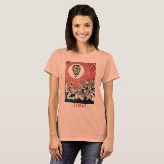 Jyna puisque la Chine ! Le T-shirt des femmes