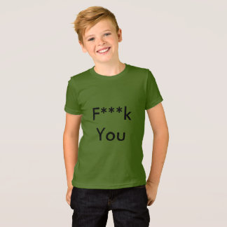 *** K de F vous T-shirt