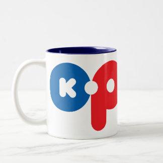 K-POP 01 MUG BICOLORE