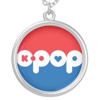 K-POP 01 PENDENTIF ROND