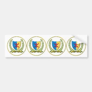 kabylie de logo autocollant de voiture