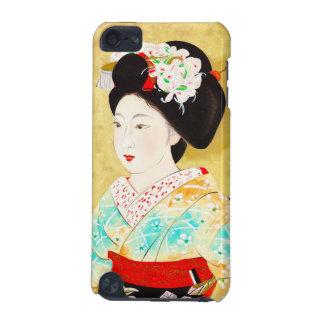 Kajiwara Hisako des beaux-arts de geisha de Kyoto