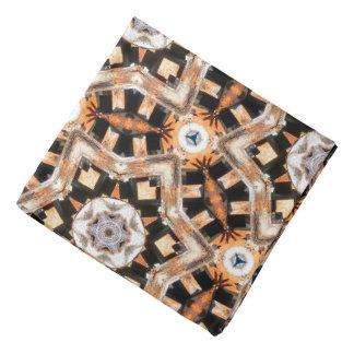 Kaléidoscope abstrait bandanas