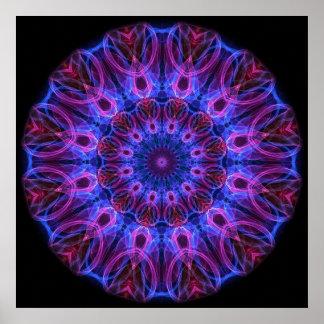 Kaléidoscope de GemRings Posters