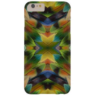 Kaléidoscope de plume de perruche coque barely there iPhone 6 plus