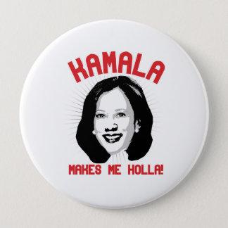 Kamala Harris me fait le Holla - Badge