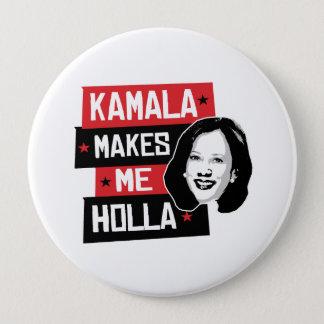 Kamala me fait le Holla - Badges