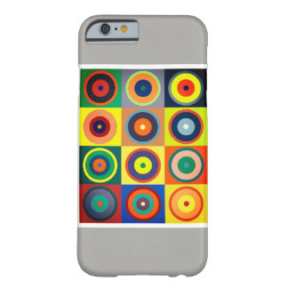 Kandinsky #6 coque iPhone 6 barely there