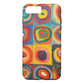 Kandinsky ajuste le cas plus de l'iPhone 6 de Coque iPhone 7 Plus
