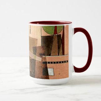Kandinsky - concentrique mug