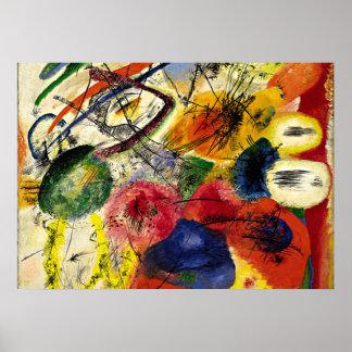 Kandinsky - courses noires posters