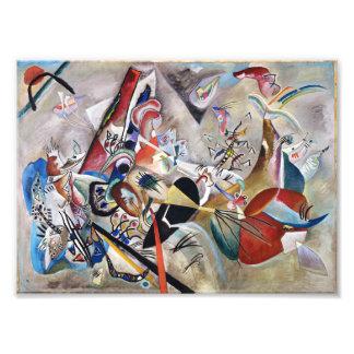 Kandinsky dans le gris impressions photographiques
