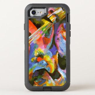 Kandinsky - improvisation d'inondation, déluge coque otterbox defender pour iPhone 7