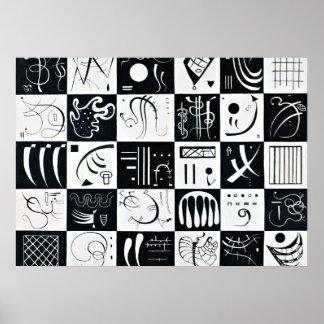 Kandinsky - trente posters