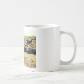 Kangoroo australien mug
