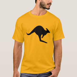 Kangourou de précaution t-shirt