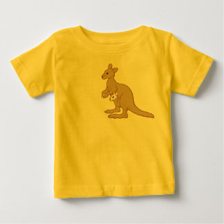 KANGOUROU de zoo T-shirt