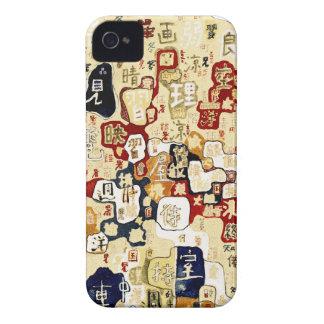 Kanji Coques iPhone 4 Case-Mate
