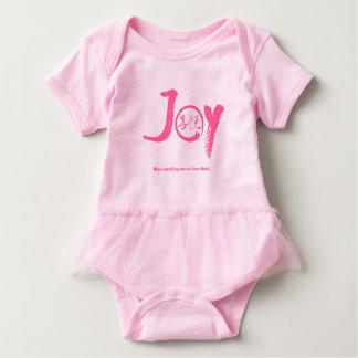 """Kanji rose de joie à l'intérieur de tutu de """"joie"""" body"""