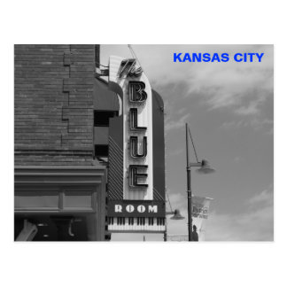 Kansas City Carte Postale