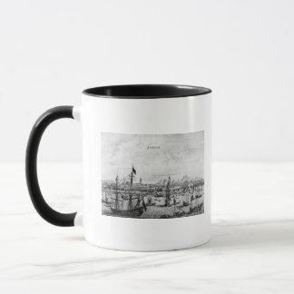 Kanton, Chine, 1669 Mug