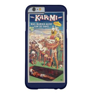 Kar-MI le cas de l'iPhone 6-6s de magicien Coque Barely There iPhone 6