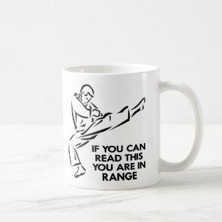 Karaté, MIXED MARTIAL ART, vous ÊTES dans la gamme Mug
