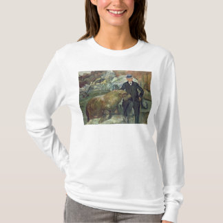 Karl Hagenbeck dans son Zoo, 1911 T-shirt